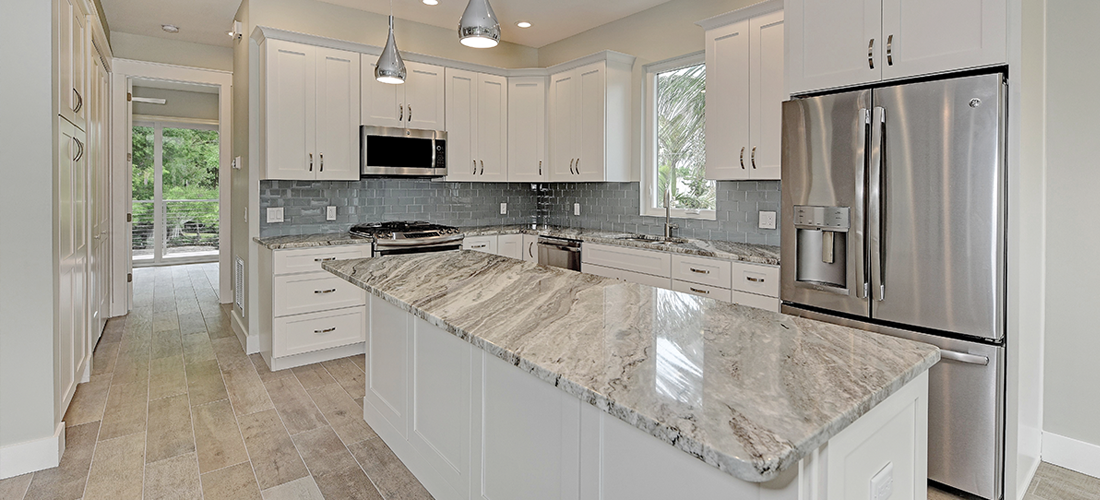 new modern kitchen Anna Maria Island Florida